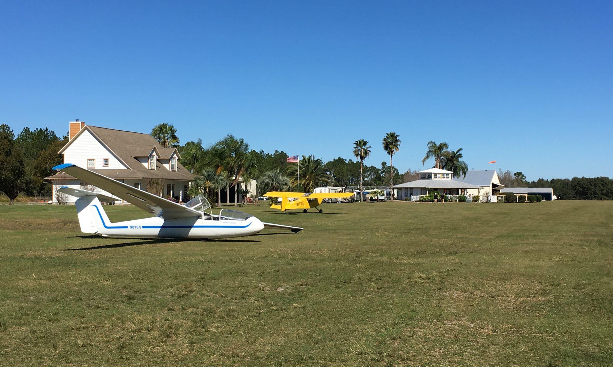 Seminole Lake Gliderport
